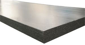 SilverGlo™ crawl space wall insulation available in Eveleth
