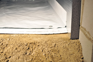 Insulating crawl space with foam insulation : rigid foam insulation basement  - Aeropaca.Org