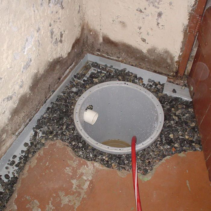 sump pump installation in minnesota and wisconsin six steps to