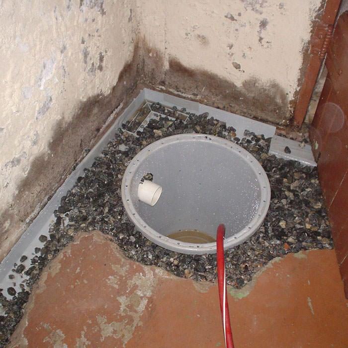 Install Flooring Around Floor Drain: Sump Pump Installation In Minnesota And Wisconsin