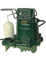 cast-iron zoeller sump pump systems available in Eveleth, Minnesota and Wisconsin