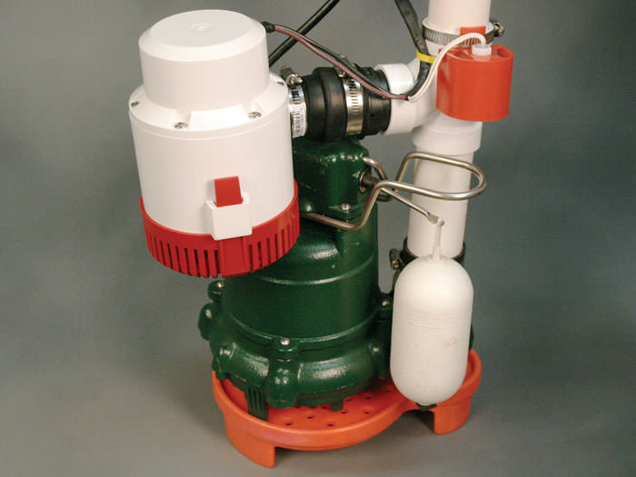 zoeller sump pump systems installation in minnesota and wisconsin