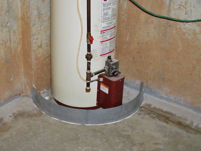 water heaters in your finished basement in minnesota and wisconsin