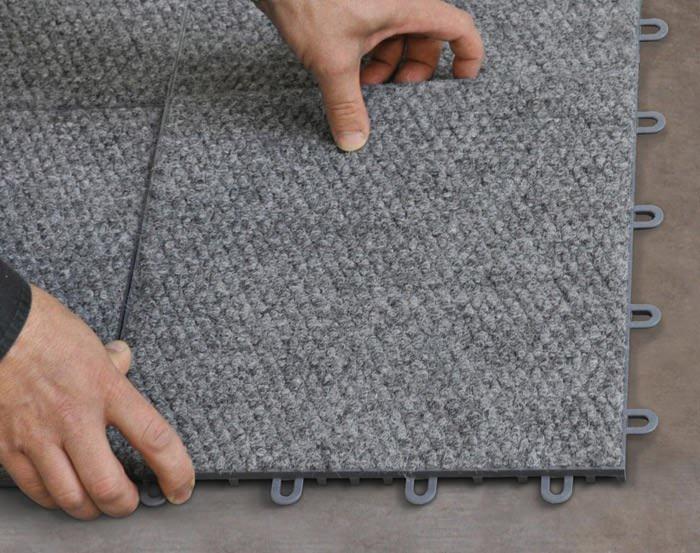 Basement Floor Tiles In Minnesota And Wisconsin Waterproof