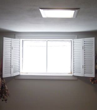 Basement Window installed in Baxter, Minnesota and Wisconsin